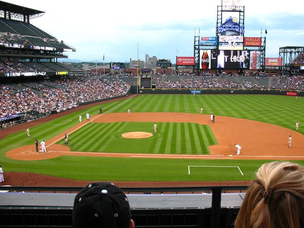Coors Field, Denver